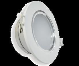 LED Inbouwspots LED Inbouwspots 8W = 40 50W
