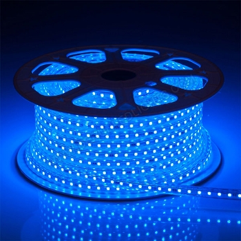 led strip 230v blauw 60xsmd3014 m ip66 e fective solutions. Black Bedroom Furniture Sets. Home Design Ideas